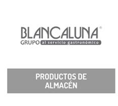 BLANCALUNA >>> Prouductos de Almacén
