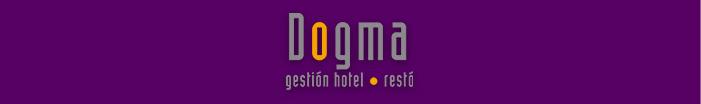 DOGMA GESTIÓN Hotel & Restó