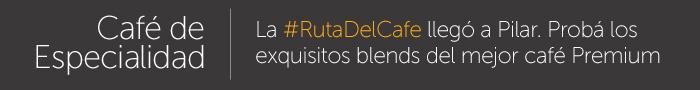 CAFÉ DE ESPECIALIDAD - La #RutaDelCafe llegó a Pilar. Probá los exquisitos Blends del mejor Café Premium.